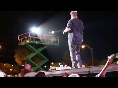 Rascal Flatts - Life Is A Highway - Carolina Country Music Festival - Myrtle Beach SC