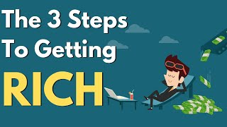 3 Steps to Getting RICH | The Wealth Triangle