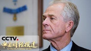 [中国财经报道] 纳瓦罗 加征关税的幕后推手   CCTV财经