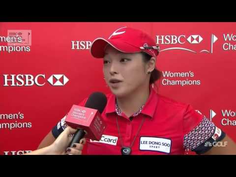 Jang Ha Na wins 2016 HSBC Women's Champions (4 round highlights)