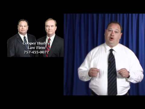 Virginia Beach automobile accident attorney John Cooper talks about insurance