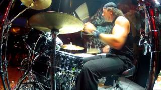 Bobby Rock Drum Solo (Live with Lita Ford)