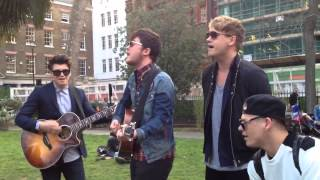 Rixton - Me & My Broken Heart (Live)