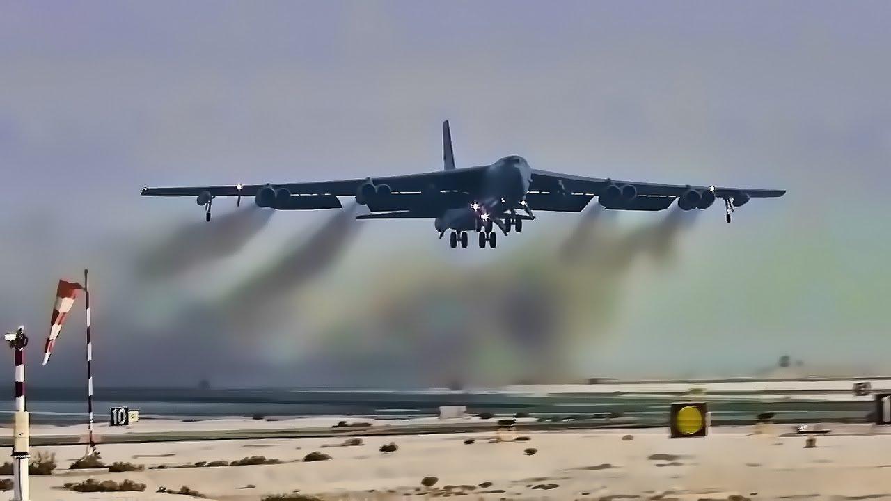 ผลการค้นหารูปภาพสำหรับ B-52 Al Udeid