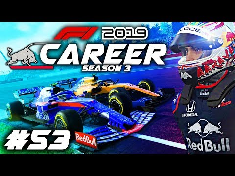 F1 2019 CAREER MODE Part 53: FULLY-MAXED OUT TORO ROSSO CAR!