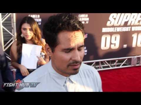 Michael Peña wants Golovkin vs. Andre Ward