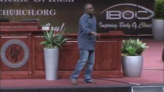 A Message On Being Qualified - IBOC Church Dallas - Pastor Rickie G. Rush