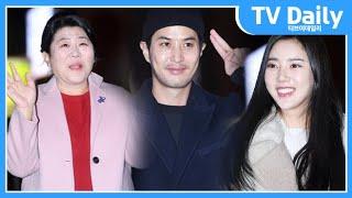 '동백꽃 필 무렵' 김지석(Kim Ji-seok)-손담비(Son Dam-bi)-이정은(Lee Jung-eun…