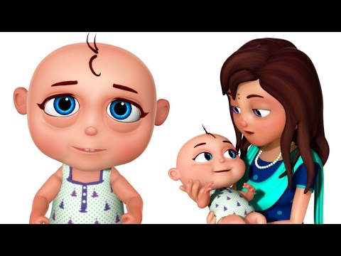 Chinna Papa Song - Baby Song - Minnu and Mintu Telugu Rhymes For Children