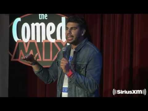 SiriusXM's Top Comic 2014 - Sunee Dhaliwal (The Comedy Mix - Vancouver)