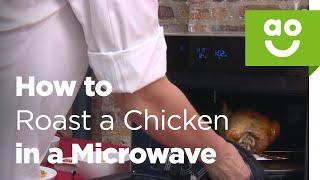 How to Roast a Chicken using a Samsung Smart Oven | ao.com