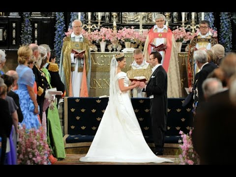 The Royal Wedding of Crown Princess Victoria and Daniel ...