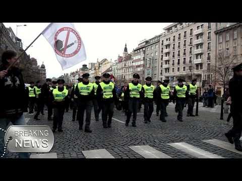 BREAKING NEWS - PRAGUE 17. NOV 2015