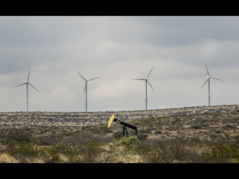 Fight Over Wind Power Ramps Up In Texas