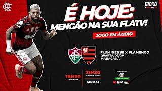 Fluminense x Flamengo - AO VIVO   Fla TV   Brasileirão 2020