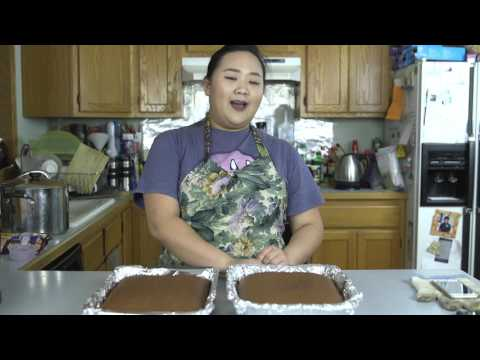 Bloopers   BTS Scoop Cake
