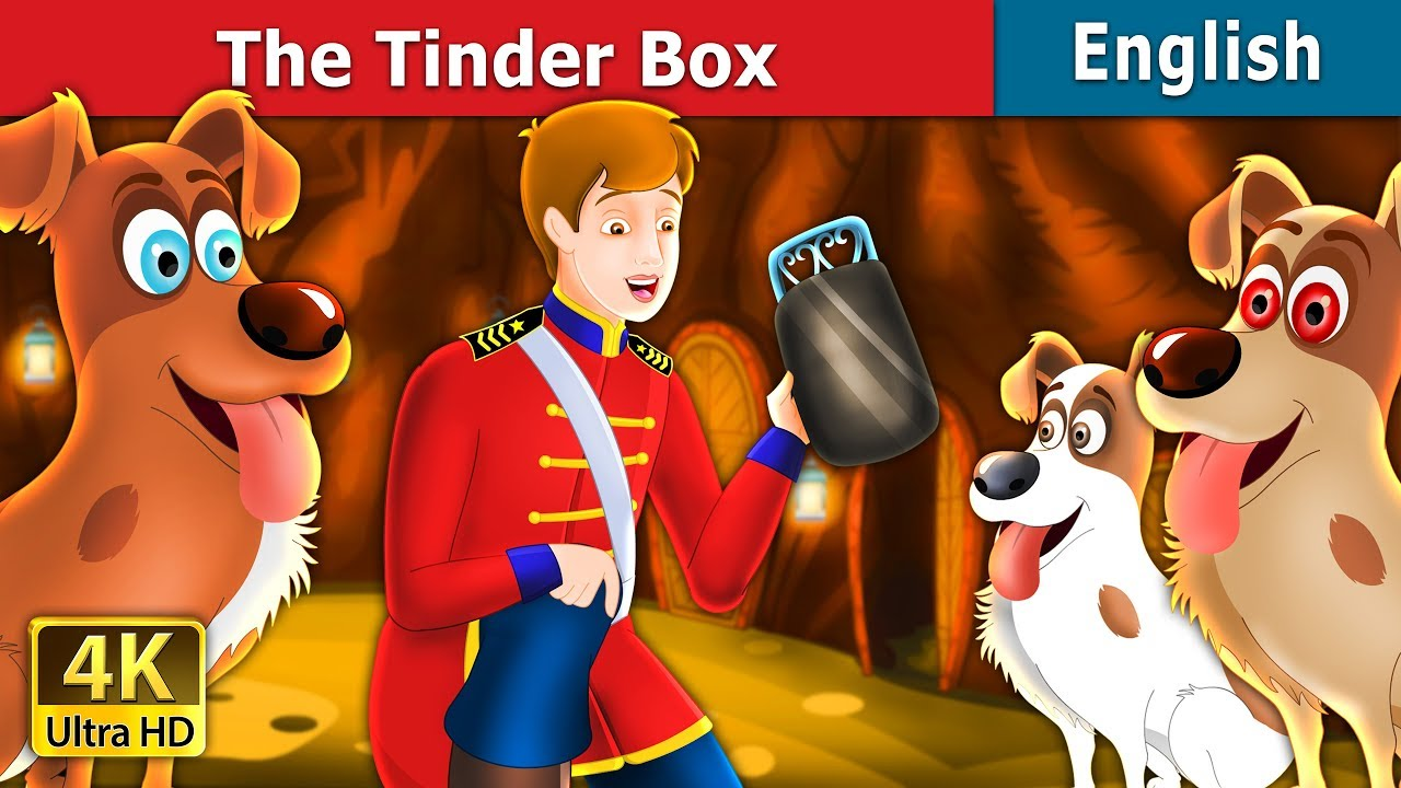 The Tinder Box Story in English | Kids Story | English Fairy Tales