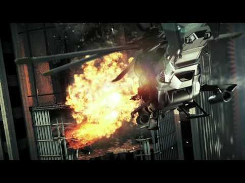 Crysis 2 Launch Trailer feat. B.o.B.