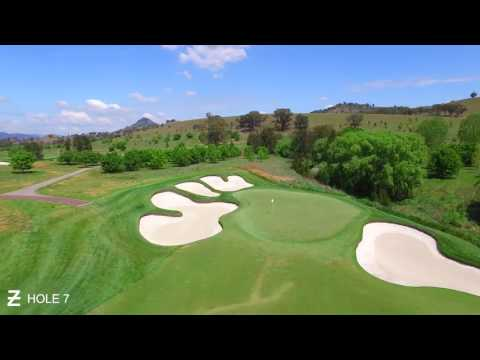 The Amazing Ellerston Golf Course