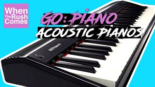 Roland GO:PIANO | All Acoustic Piano Sounds