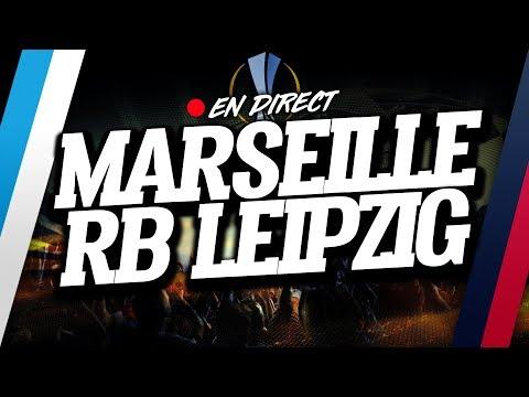 🔴 direct / live : marseille - rb leipzig // club house ( om - leipzig )