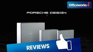 LaCie Porsche Design Desktop Hard Drive