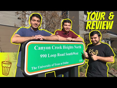 Canyon Creek Heights Apartments - Richardson, TX | UT Dallas On Campus Student Housing