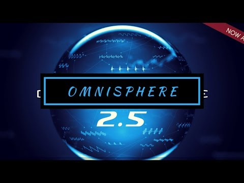 Spectrasonics Omnisphere 2.5 | Overview | Analog ITB Tips