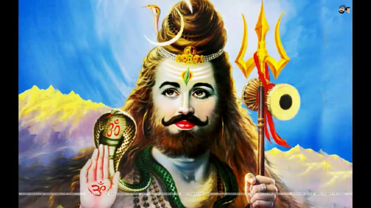 Very rare images of lord shiva