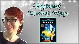 KONKURS! Książka Minecraft Wyspa