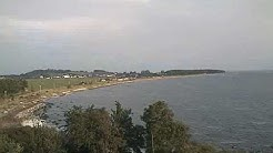 Webcam Insel Rügen Kitesurfspot Thiessow Zeitraffer II