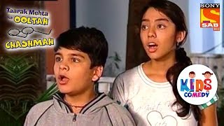Tapu Sena's Reaction To The Surprise | Tapu Sena Special | Taarak Mehta Ka Ooltah Chashmah