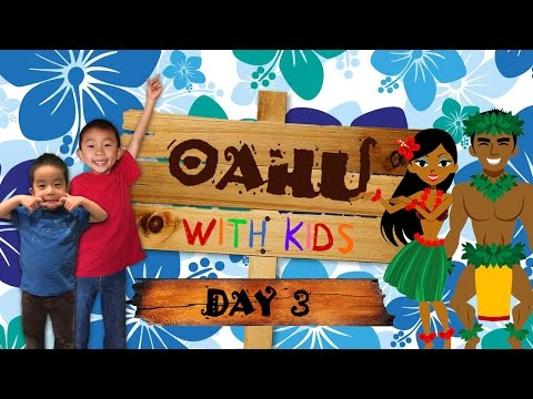 Polynesian Cultural Center & Waimea Valley (Things to do in Oahu with Kids): Look Who
