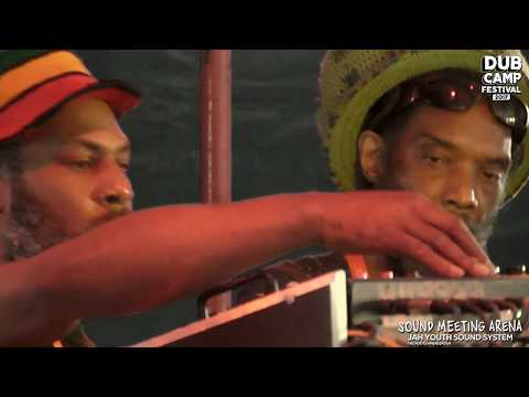 "DUB CAMP FESTIVAL 2017 - JAH YOUTH ▶ Daweh Congo & Jerry Lions ""Help Me"" ②"