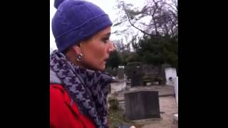 Op het kerkhof geesten zoeken deel 1