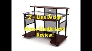Z - Line Design Home Studio Desk Review