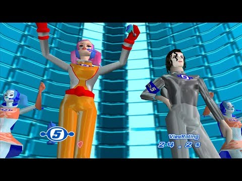 Space Channel 5 Part 2 Story Mode VII - Report 4 Michael Jackson Joins The Dance