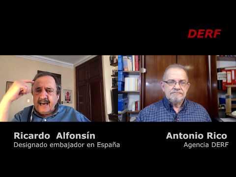 Alfonsín: Hay radicales que se olvidaron de lo que es ser radical