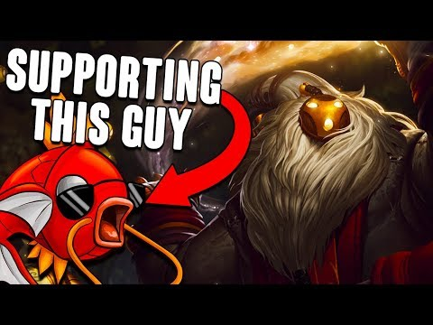 SUPPORTING MY BOY! ft. MagikarpUsedFly | Double dab on the haters together