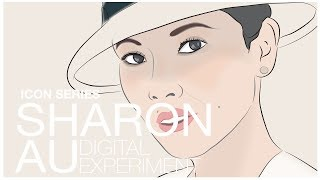 Digital Art | Icon series | Sharon Au