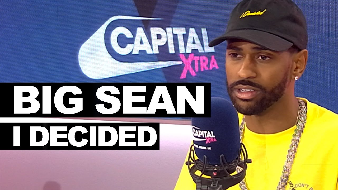 "Big Sean Talks About His  ""I Decided"" Album With Tim Westwood"