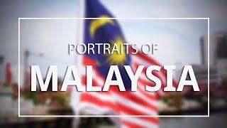 Portraits of Malaysia