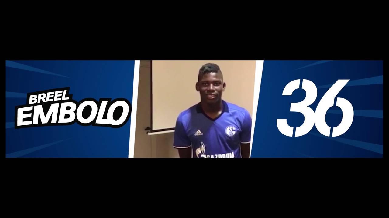 Schalke Embolo