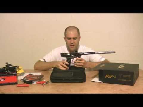 Dangerous Power Rev-I Paintball Gun Review
