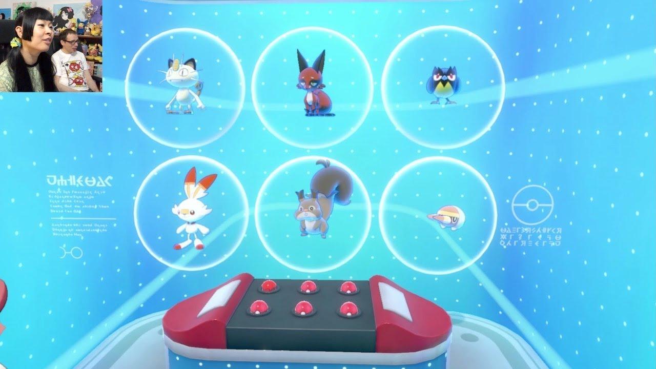 Nouveaux Pokemons Sauvages De Galar Attrapes Pokemon Epee 2
