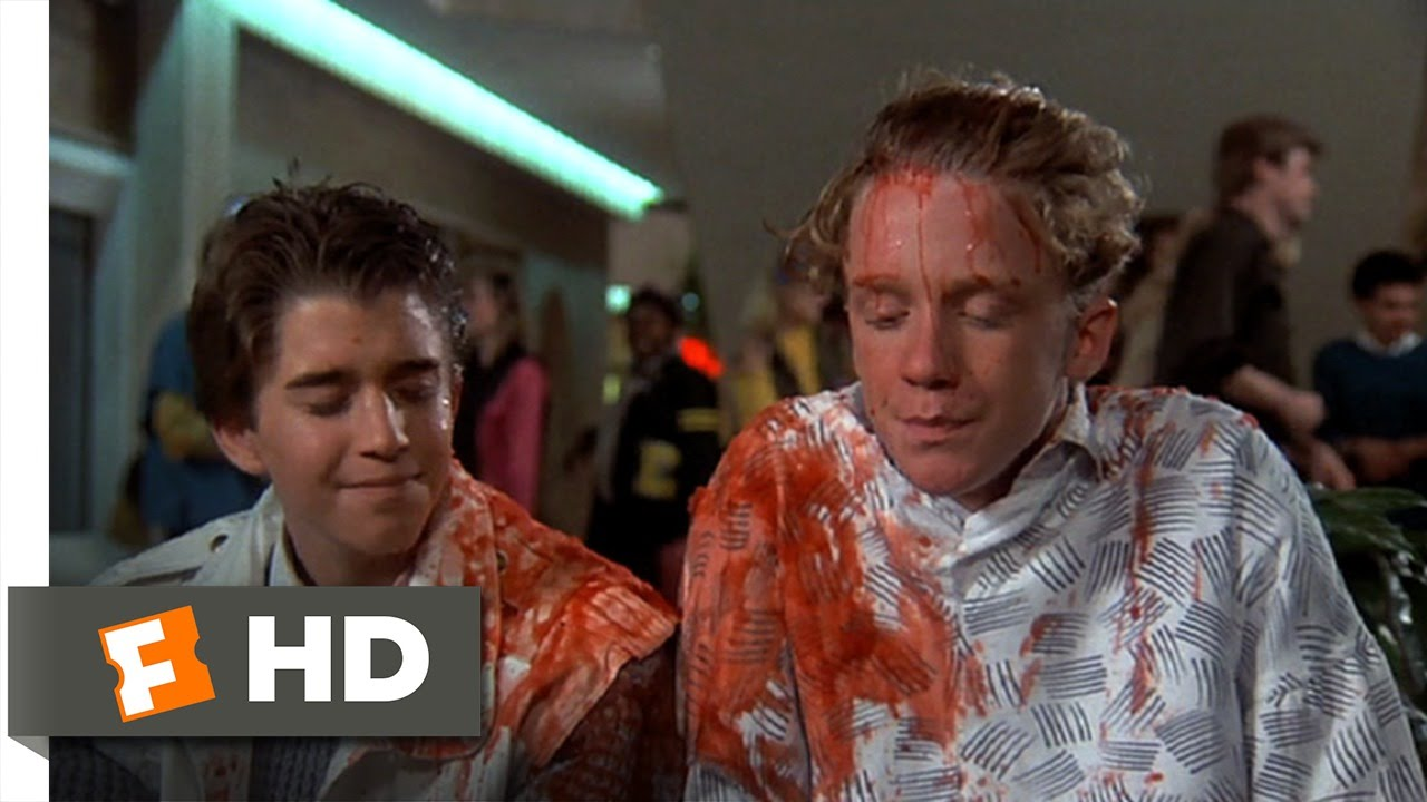 Weird Science (8/12) Movie CLIP - Slush From Above (1985) HD - YouTube