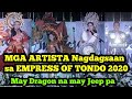 EMPRESS OF TONDO 2020 | National Costume | Dinayo ng mga Artista