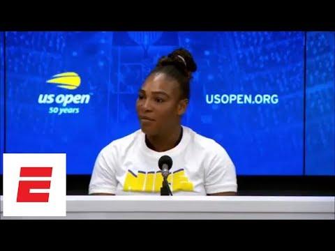 Serena Williams press conference on 'catsuit' controversy | ESPN
