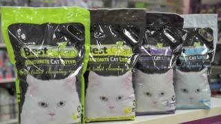 Обзор наполнителя для кошек Best Clean