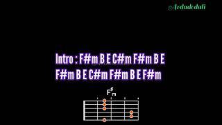 Iamneeta - Terima kasih - Kunci Gitar - Chord Guitar + Lirik Lagu